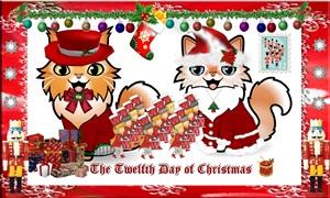 Sascha and Dante's Christmas