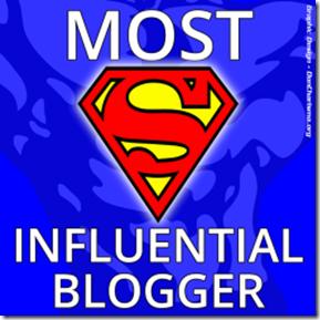 mostinfluentialbloggerawardfromscylla