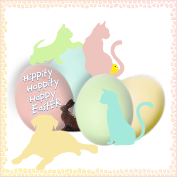 Happy Easter from all of us