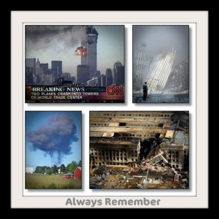 Always Remember 9/11/2001