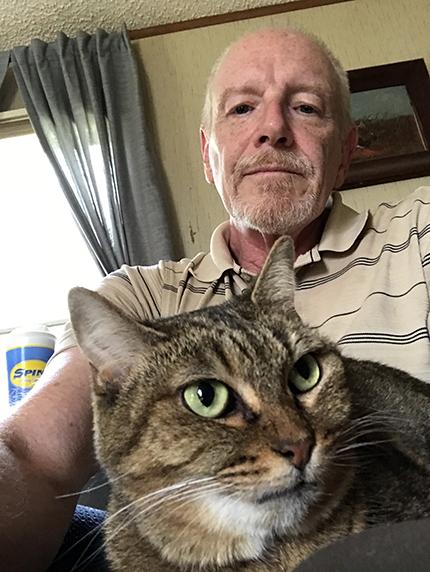 maggie selfie october 2018