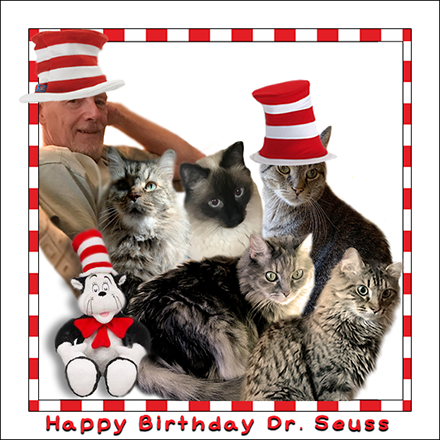 HappyBirthdayDrSeuss Brian's Home 2019