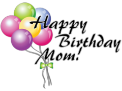 happy birthday mom 2019