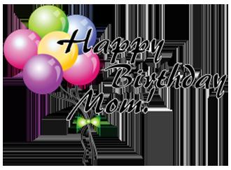happy birthday mom 2019