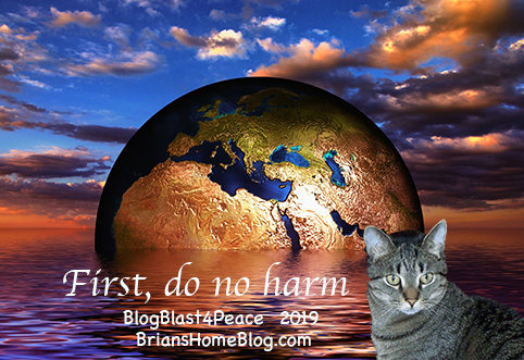 Dona Nobis Pacem – I Blog for Peace #BlogBlast4Peace
